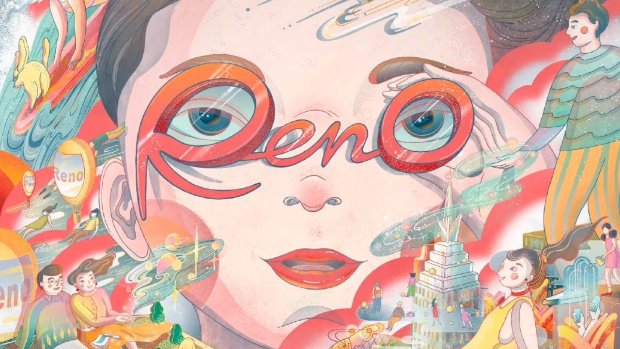OPPO Reno Z: chars, design, price ...