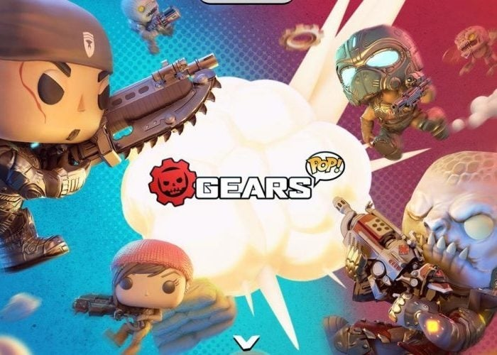 GEARS mobile video game