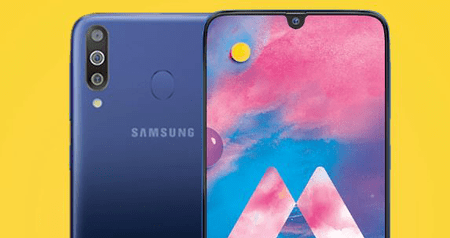 Samsung Galaxy M30s with 48MP camera will arrive in September »ERdC