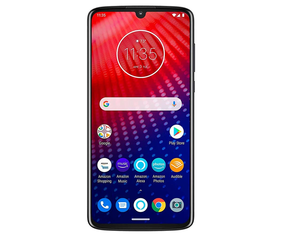 The Motorola Moto Z4 is official: Snapdragon 675 and Moto Mod modules