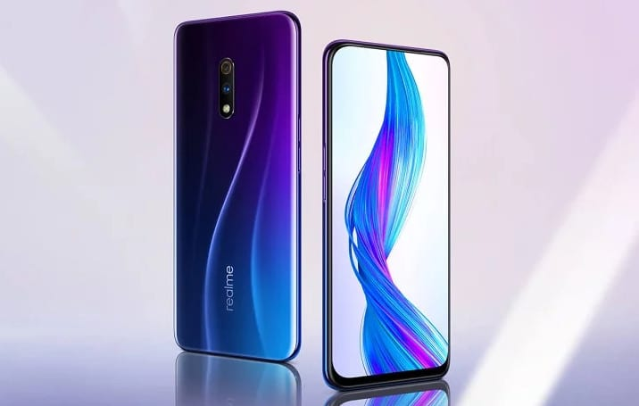 The Realme X receives a variant with 8 GB of RAM + 256 GB »ERdC