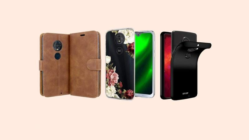 The best covers for the Moto G7