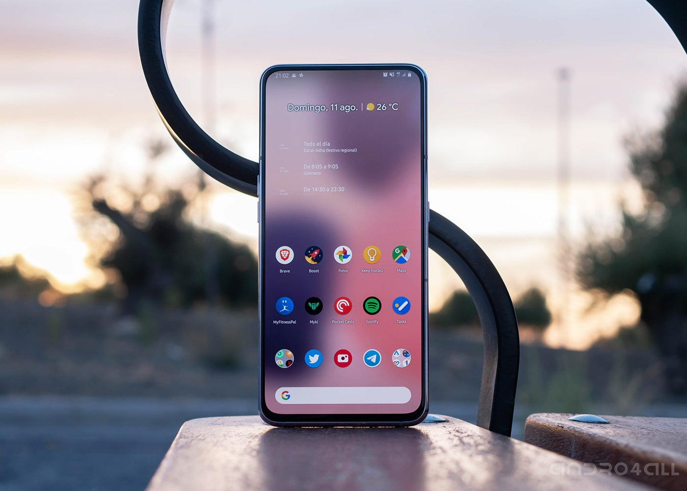 Samsung Galaxy A80, analysis with features, price and opinion
