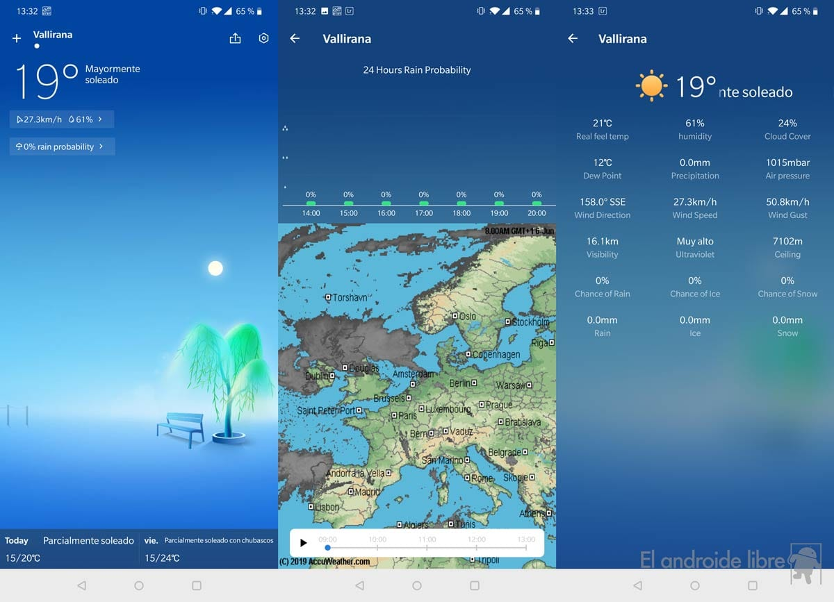 This new weather application is so good that it will be your favorite