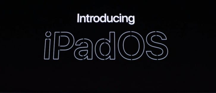 iPad receive their own operating system »ERdC