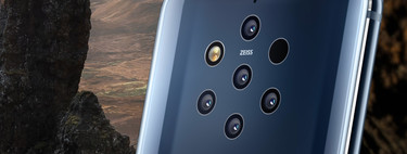 The five cameras of the Nokia 9 PureView, explained: we analyze what the mobile that brings to its maximum expression contributes the more the better