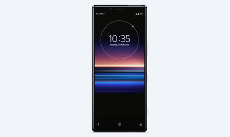 Sony Xperia 1 Display