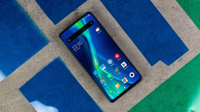androidpit xiaomi mi 9t full front