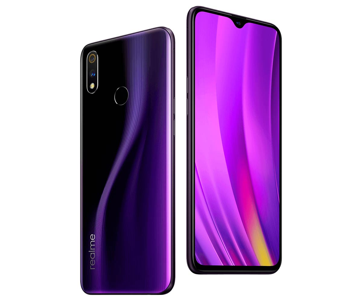 Realme 3 and Realme 3 Pro, great design at a very economical price