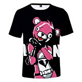 Pink Teddy Fortnite Skin T-Shirt