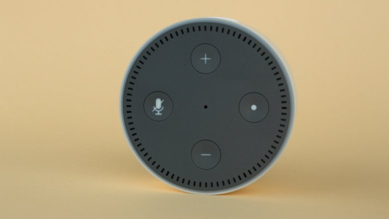 AndroidPIT Amazon Echo 0965