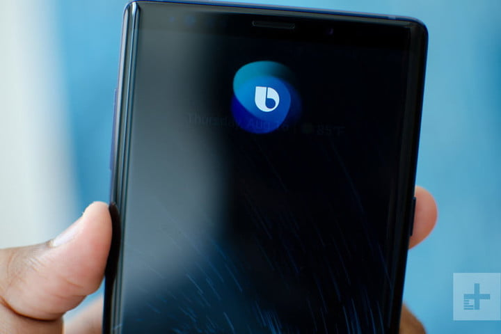 bixby new assistant for samsung note 9 review top half 768x768