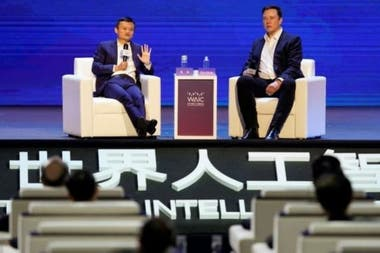 While the founder of Alibaba is optimistic, Tesla's tycoon and space entrepreneur believes that humanity can come to an end