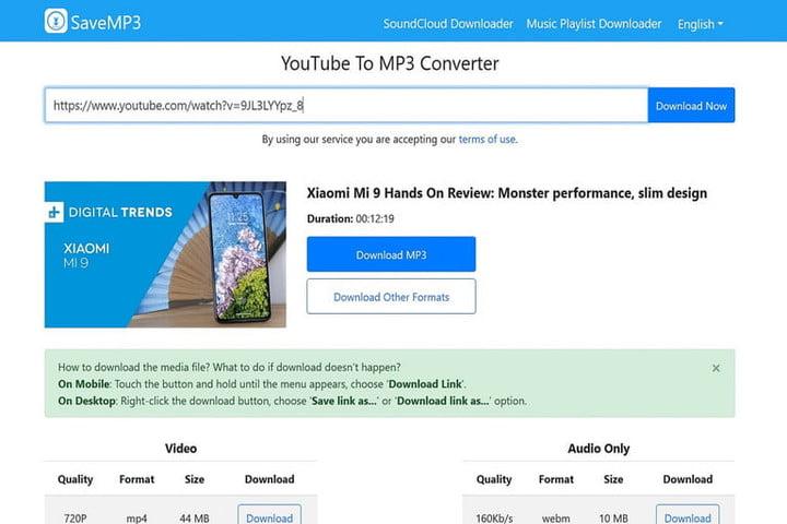 download music youtube download screenshot 3 768x512