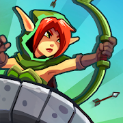 Realm Defense: Heroic Legend. Tower Defense