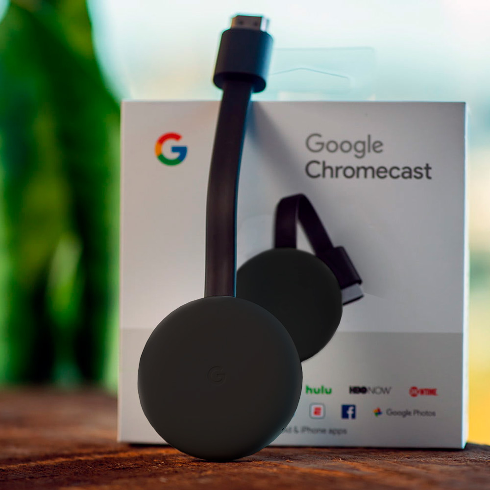 apple music chromecast 3
