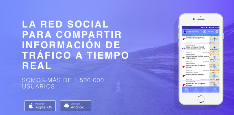 """apps radars android socialdrive """"width ="""" 810 """"height ="""" 400"""