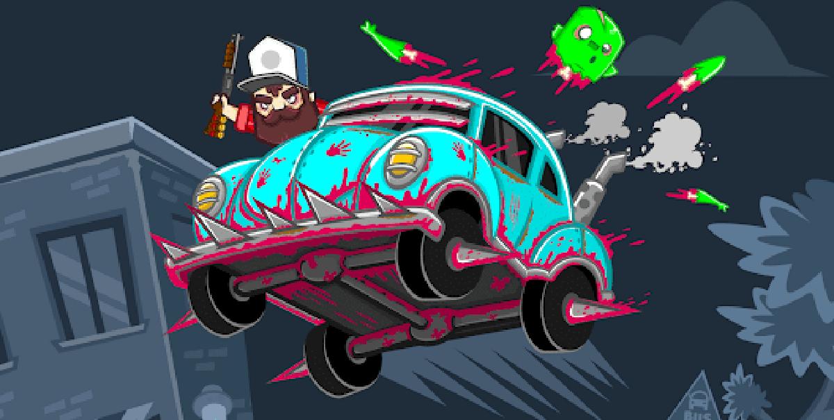 MasherZ: Merge'n Smash Zombies