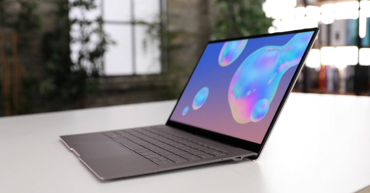 Samsung's Galaxy Book S dazzles with a 23-hour battery
