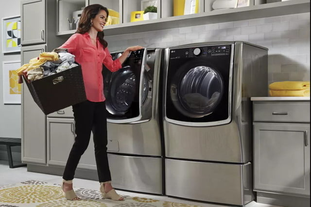 best clothes dryers best dryers lg dlex9000v lifestyle 640x640