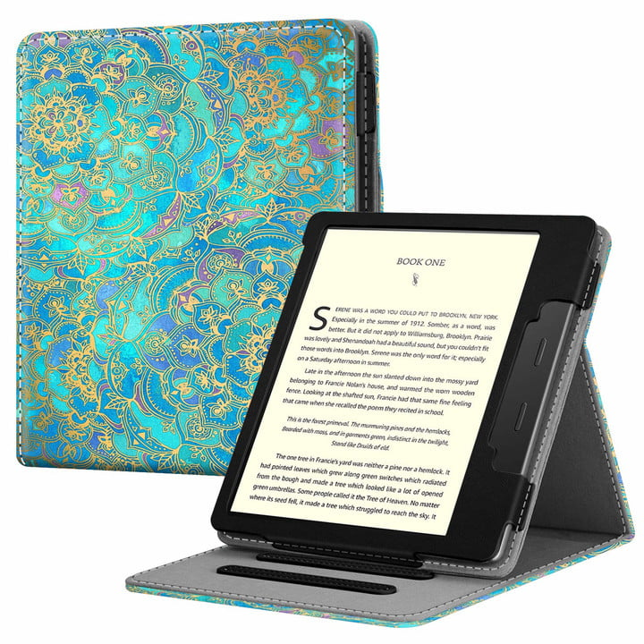 Fintie Flip Case | The best covers for Kindle Oasis