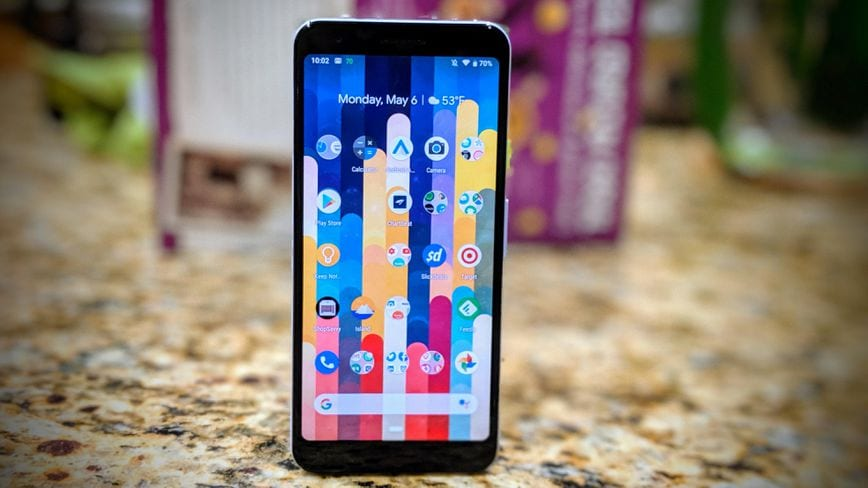 Pixel 3A: Price and review. Pixel 3A: Features and buy Google cell phone