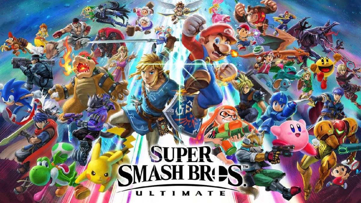 Super Smash Bros Ultimate breaks records