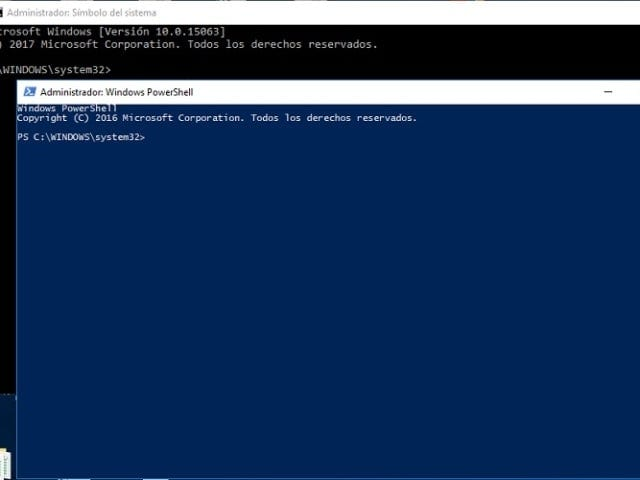 What are the differences between PowerShell and CMD?