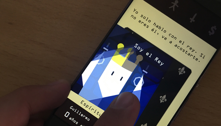 The Reigns game