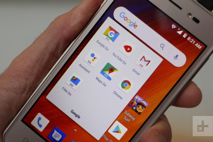 google go android phones