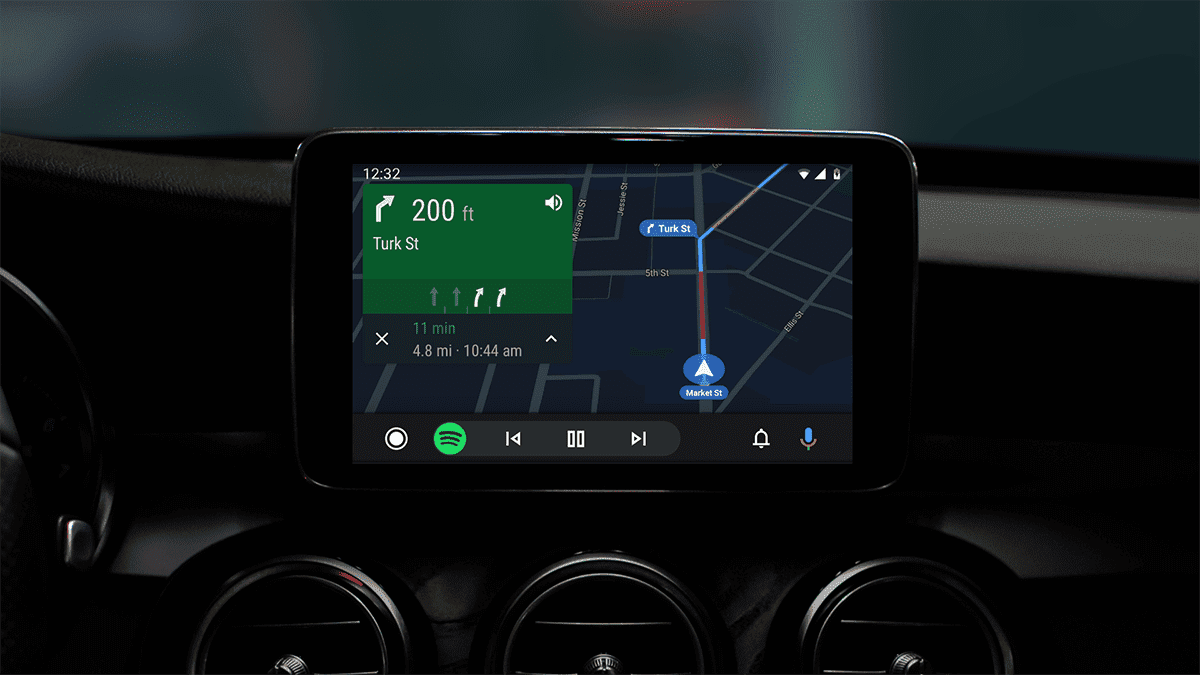 Google launches the final version of Android Auto with its redesign