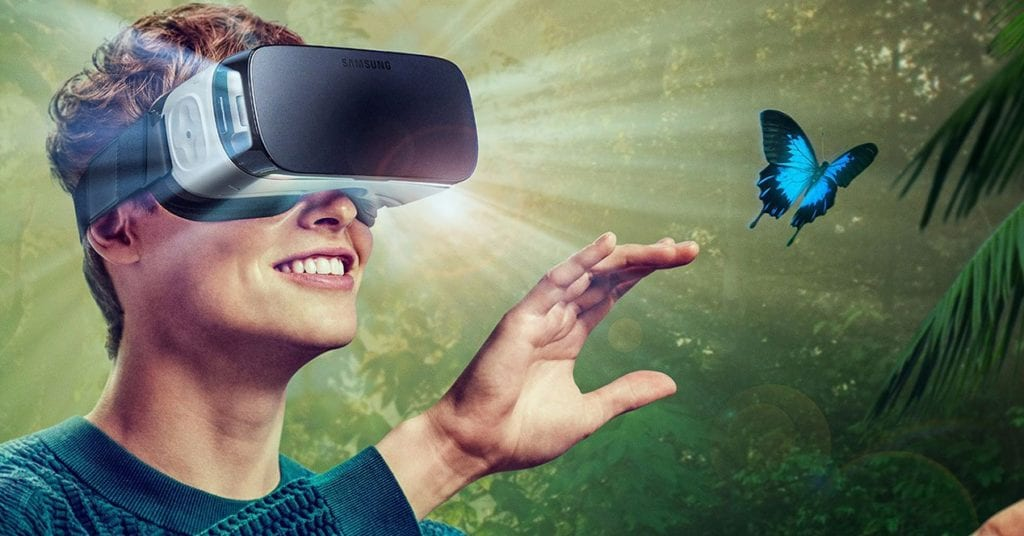 The Samsung J7 is Suitable for Virtual Reality