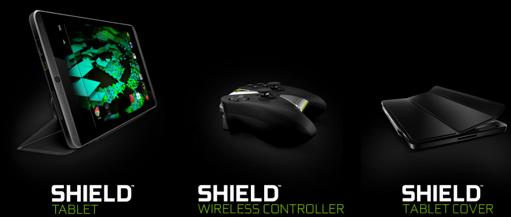 shield tablet accessories