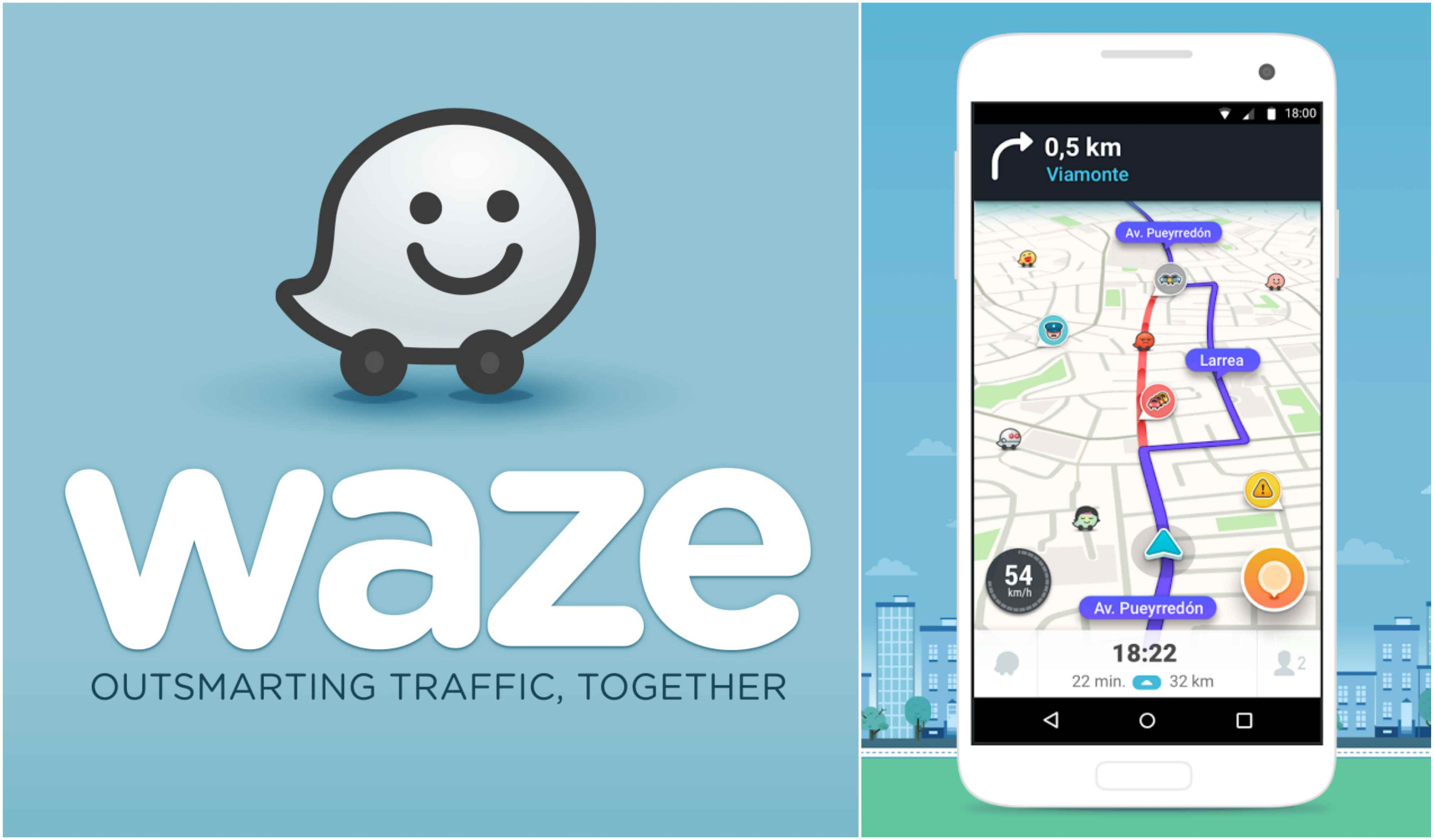 apps radar android waze