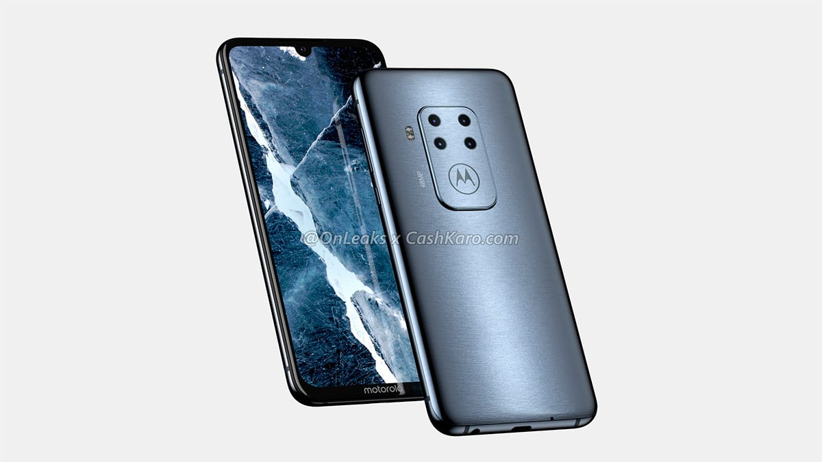 This is the first Motorola with four rear cameras