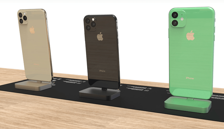 iphone 11 xi design