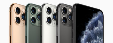 New iPhone 11 Pro and Pro Max: the comparison with the best smartphones of the year in the high range