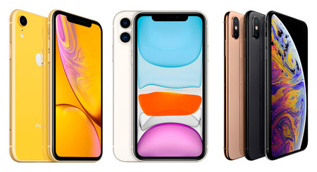 Iphone11 Vs Xr Xs