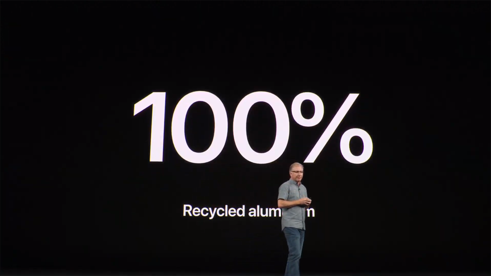 Apple iPad Recyclable