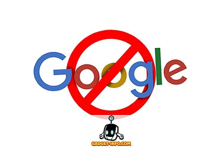 How to remove Google from your life to take care of your privacy