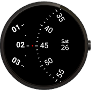 Broken Gears Watch Face for Android Wear
