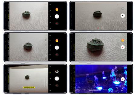 One UI camera app