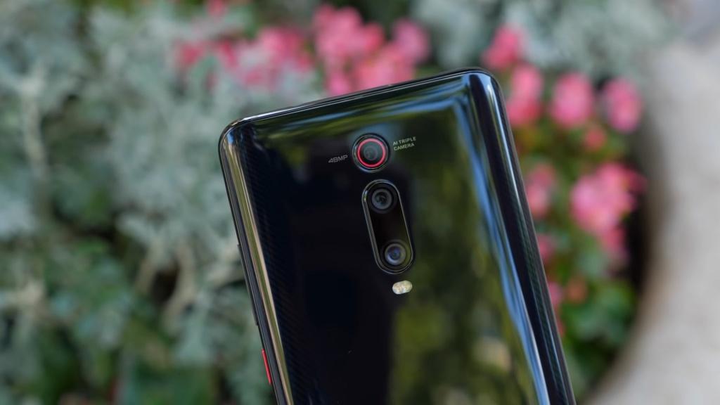 Xiaomi Mi 9T Pro camera
