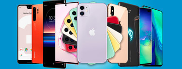 iPhone 11: comparison against Huawei P30 Pro, Pixel 3 XL, Samsung Galaxy Note 10 and other smartphones of similar price