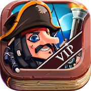 Pirate Defender Premium: Captain Shooting Offline