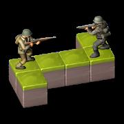 Rollshot - Wolrd War Puzzle