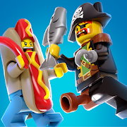 LEGO Legacy: Unboxed Heroes