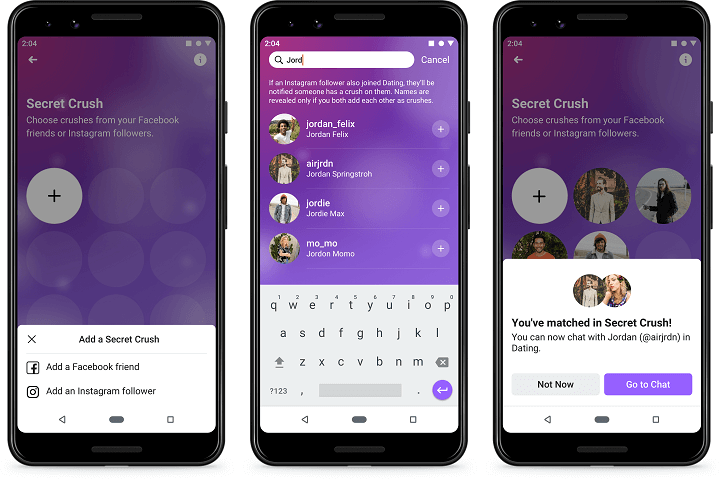 Image - Facebook Dating is official: the alternative dating service arrives at Tinder