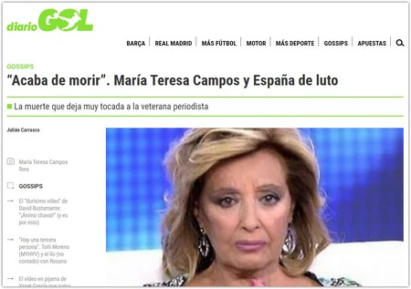 Maria Teresa Campos and Spain in Mourning Just Died Google Chrome 2019 10 10 17 28 45