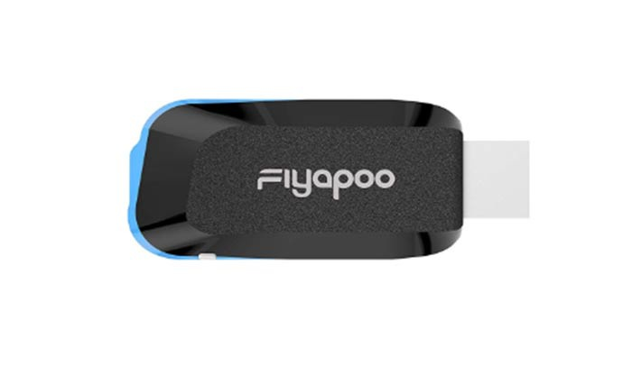 Flyapoo Cast 1, Android TV player